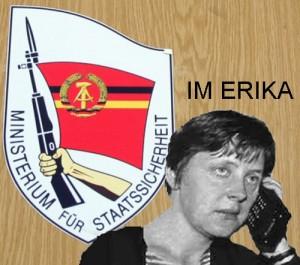 Merkel Im Erika